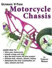 Ultimate V-twin Motorcycle Chassis