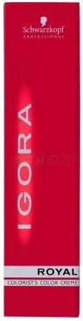 Schwarzkopf Igora Royal Tinte para pelo premium, 1 paquete de 60 g