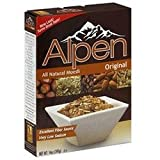 Simply Organic B62216 Weetabix Alpen All Natural Muesli Cereal Original - 12x14Oz