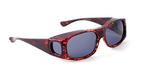 97ed08f47ca5 Jonathan Paul Fitovers L Classic Series in Tortoise and Gray Polarized