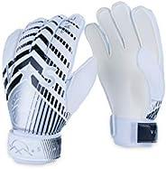 Victor Sierra 'Save' Soccer Goalkeeper Gloves for Kids an