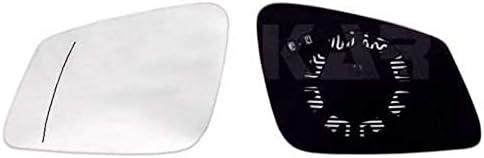 Alkar 6475845 Spiegelglas Außenspiegel Auto