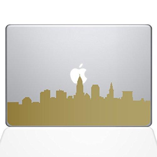 【500円引きクーポン】 The B0788GR9TP Decal Guru (2016 Cleveland OH City Skyline Decal The Vinyl Sticker 15 MacBook Pro (2016 & Newer Models) Gold (2356-MAC-15X-G) [並行輸入品] B0788GR9TP, 久米郡:b9ec70c7 --- a0267596.xsph.ru