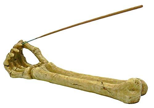 Skeleton Arm Incense Burner