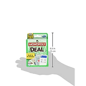 Hasbro Gaming Monopoly Deal Card Game