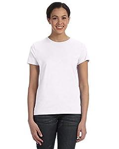 Hanes Women's Nano-T T-Shirt_White_M