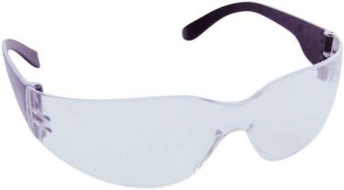 Lunettes de protection anti-bué e Transparent Din en 166 F Protection des yeux de travail Protection Artilux