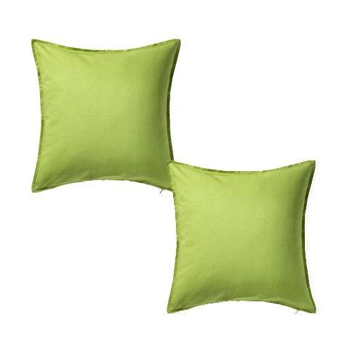 Amazon.com: IKEA Gurli Solid Color Verde Claro Throw ...