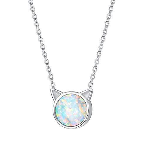 Cat Opal Earrings - 7