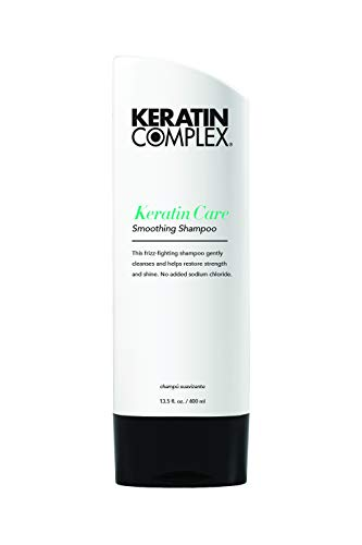 Keratin Care Smoothing Shampoo, 13.5 oz ()