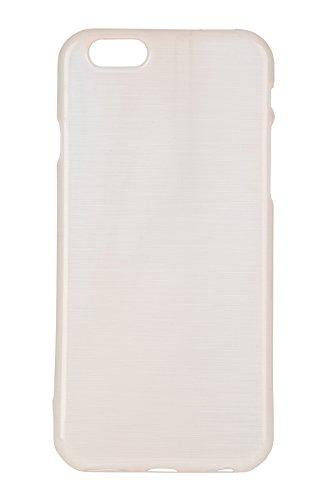 """Elastische Handy Silikon Hülle TPU Back Case Schutzhülle rosa für """"Apple Iphone 6S"""" Cover Schale Tasche Bumper"""