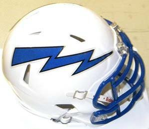- NCAA Air Force Falcons Speed Mini Helmet