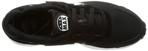 Donna Guile Max 003 NIKE Black White Air Scarpe Nero IxgnwSRn