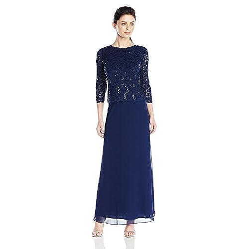 Petite Evening Gowns: Amazon.com
