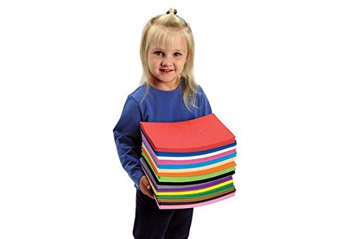 Colorations Biggy Foam Sheet Super Pack (Pack of 100) Discount School Supply