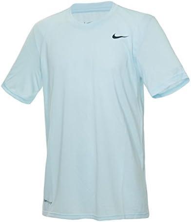 DRI-FIT レジェンド S/S Tシャツ 718834 411 グレイシャーブルー XL
