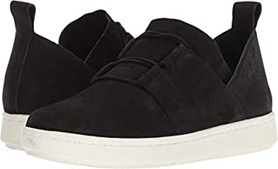 Eileen Fisher Women's Kipling Black Nubuck 6 B US
