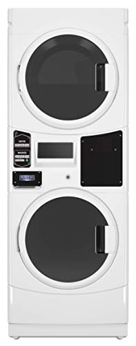Maytag Stack Laundry, Front Load, 10.5KG, White, MLE22PNAGW, 1 Year Warranty
