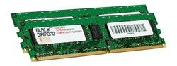 2GB 2X1GB RAM Memory for Systemax Others ELS 3 Intel RAID 5 Tower Server DDR2 UDIMM 240pin PC2-5300 667MHz Black Diamond Memory Module Upgrade