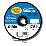 Rio Fly Fishing Tippet Hard Mono Saltwater 20Lb 30yd Fishing Tackle, Clear