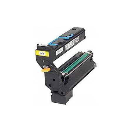 002 Yellow Laser Toner Cartridge - 1