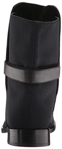 Ankle Women's Spiga Via Black Vaughan Leather Boot UqAcywBg4