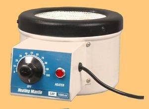 Tathastu Heating Mantle 500 Ml Lab Equipment Heating & Cooling Ehs Lhs 5 from Tathastu