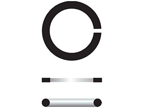 Seal-Lok ORFS Nut, Sleeve, Locknut SBR