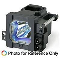 JVC TS-CL110U TV Replacement Lamp with Housing