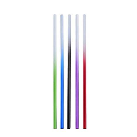 Compra GTFHUH 100 unids Reutilizable gradiente de Color Paja ...