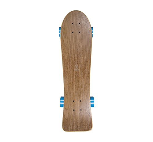 eb6cd45288e Huger Tech Classic Electric Skateboard - Freeflow Direct Hub Motor Remote  Control Bluetooth LED Lights