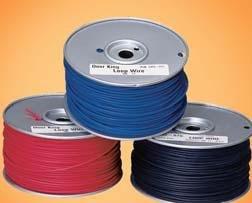 - Doorking Loop Wire Polyethylene