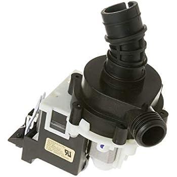 Amazon Com Ge Wd19x10015 Dishwasher Drain Pump Home