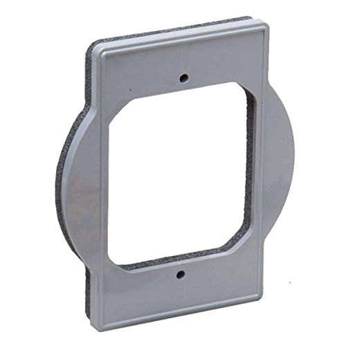 TayMac PRBA400G Plastic Round Box Adapter - Junction Adapter Box