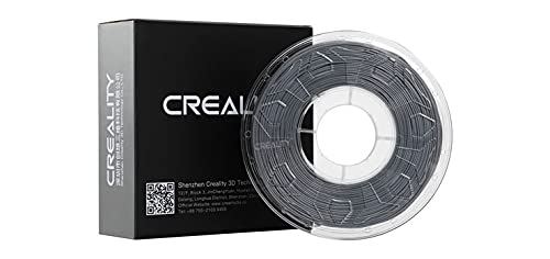 Creality Premium 1.75 mm PLA 3D Printing Filament (Grey)