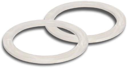 Oster 004900-050-000 - Pack de 2 anillos de sellado (arandelas de goma)