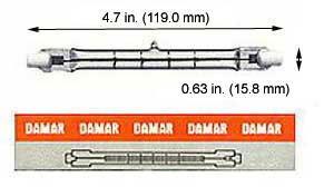 100T3QCL 130V 4 11/16'' (Case of 5)
