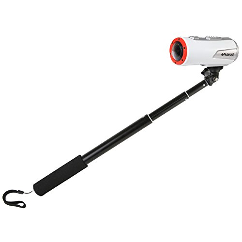 "Polaroid 42"" Extendable Pole / Monopod / Selfie Stick for the Polaroid XS100, XS100i Action Cameras Action Camera Accessories Polaroid"
