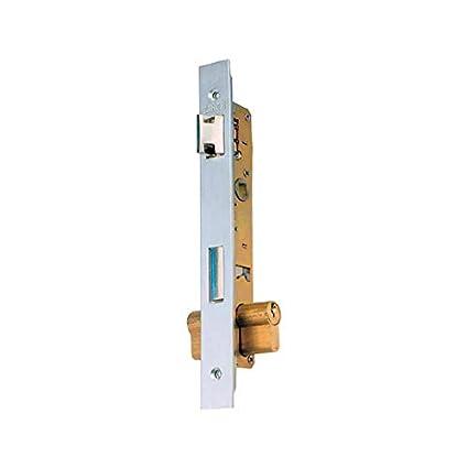 La Industrial Cerrajera Lince 5550N - Cerradura met.emb. 23x15mm 5550n niq pic/