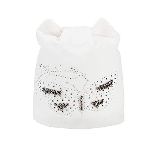 Winter Beanie Hats for Women Warm Fluff Beanies Cap with Ears Toucas Feminina Bone