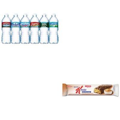 kitkeb29190nle101243-value-kit-kelloggs-special-k-protein-meal-bar-keb29190-and-nestle-bottled-sprin