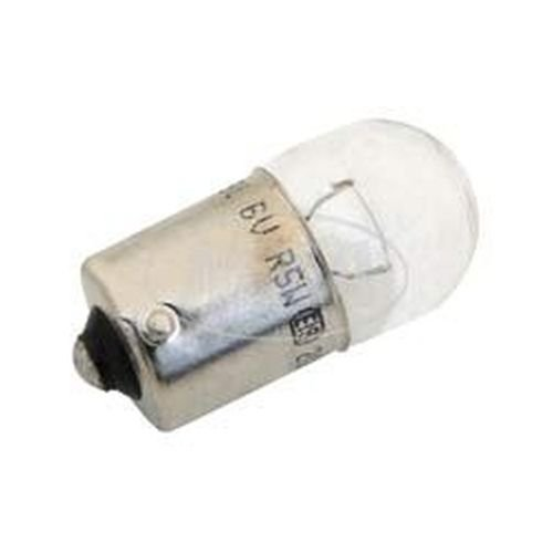 Kugellampe 6V 5W BA15s (Markenlampe GLÜ WO Germany) MZA