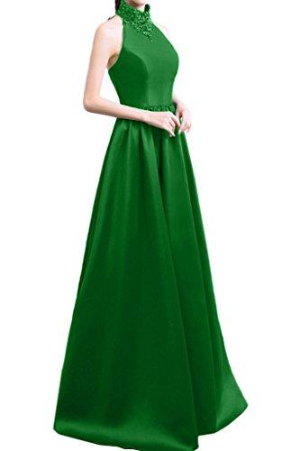 Missdressy -  Vestito  - plissettato - Donna verde 44