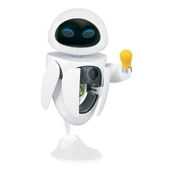 Super Technology Limited Disney - Figura Wall.E Buscar y Proteger EVA Deluxe, con