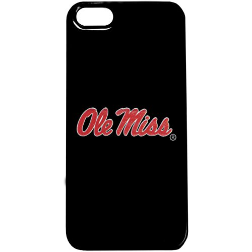 Rebels Mississippi Gift (Siskiyou NCAA Mississippi Ole Miss Rebels iPhone 5/5S Logo Case)