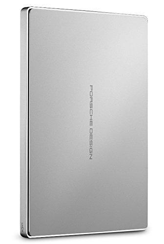 LaCie Porsche Design USB-C Mobile Hard Drive STFD1000400