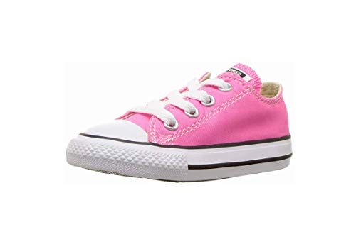 - Converse Chuck Taylor® All Star® Core Ox (Little Kid) Pink 2 Little Kid M