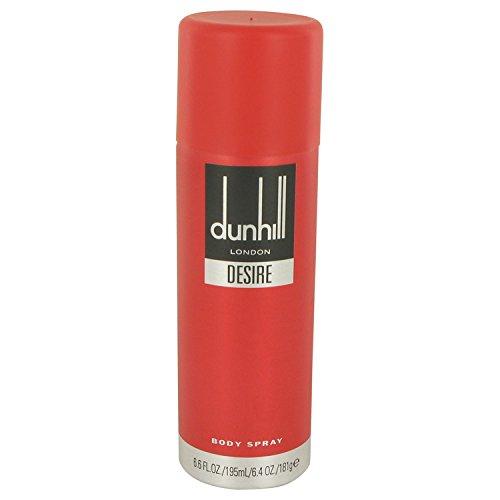 Alfrëd Dûnhïll Desïré Cologné 6.6 oz Body Spray for Men +FREE W.Blué vial