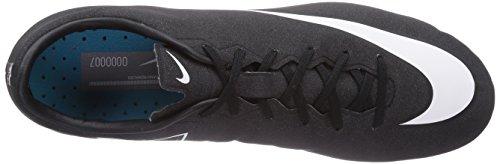 Nike Scarpe da Uomo Nero (Schwarz (Black/White-neo Turq-spc Blue))