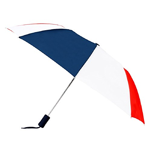 red-white-blue-compact-windproof-auto-open-umbrella-sleeve-with-warranty